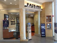 Whether you're looking to get a new battery for your watch, clean up your jewelry, or perhaps having a custom piece designed - make FastFix your first stop. Many times we can have your pieces cleaned, or repaired while you shop!