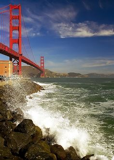 Golden Gate Bridge - San Francisco - California - USA (von David Paul Ohmer)