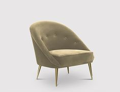 ENIGMA Chair | Luxury chair by Koket