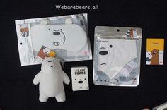 ★ ICE BEAR ★ Everywhere #webarebears #webarebear #wbb #icebear