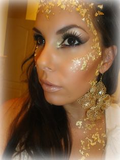 Greek Golden Goddess (Halloween)