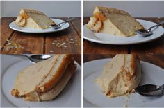 Charlotte au caramel au beurre salé