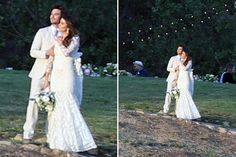 Ian Somerhalder and Nikki Reed tied the knot! {click link to get the details}