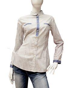 Camicetta Da Castagna 1898 - Abbigliamento da Castagna - Camicetta Da Castagna 1898 . 100% cotone , completamente prodotta in Italia seguendo i più alti standard qualitativi .Vestibilità sancrata e lunghezza norm