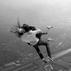 The sky is the limit  Love is in the air