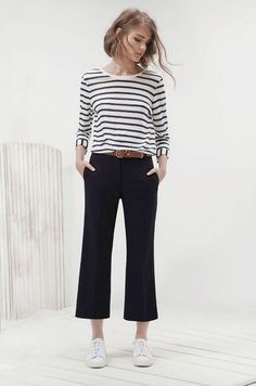 New Women Edit: In The Navy Massimo Dutti
