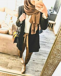 #hijabstyle #hijab #hijaboutfits Pinterest: @GehadGee