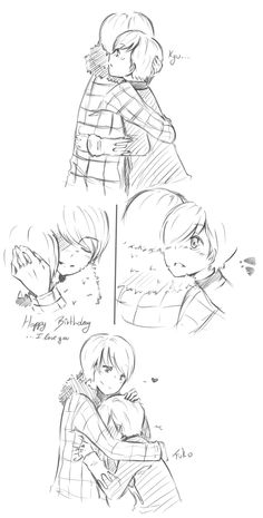 Kyumin - Happy Birthday Min by Fuko-chan.deviantart.com on @deviantART