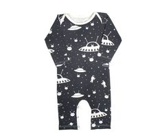 Outer Space Onesie