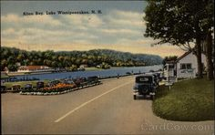 Alton, NH | Alton Bay Lake Winnipesaukee New Hampshire