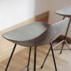 HAUTEVILLE - Bar chair – LYON BÉTON – MAISON&OBJET PARIS