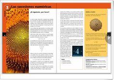 """Unidad 3 de Matemáticas de 3º de E.S.O.: """"Las sucesiones numéricas"""" Interactive Activities, Problem Solving, Geometric Art, Unity"""
