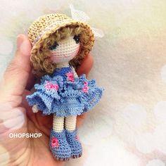 ♡ lovely cute little doll