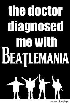 Beatlemania here we go.