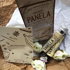 vitalityandmore  The best Organic Panela & Vanilla is from Gounded Pleasures - check out their site now
