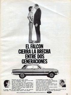 Publicidad automotriz Argentina en la Revista El Gráfico