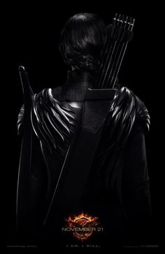 There's a brand-new poster for The Hunger Games: Mockingjay — Part 1 and it provides another peak at Katniss (Jennifer Lawrence) in the franchise's third film, due out Nov. 21.