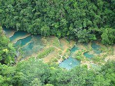 Guatemala, Rio Cahobon