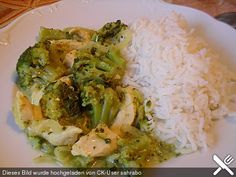 Putengeschnetzeltes mit Brokkoli