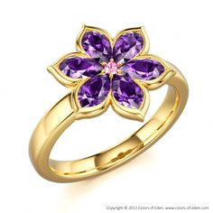 Amethyst Ring Amethyst Ring Amethyst Ring