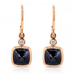 Browse our selection of diamond earrings and find Black diamond earrings for women with affordable prices every day at Kobelli and make your special day with Black diamond earrings sets.  Look diamond earrings, pendant & necklaces, rings with more designs. Visit now!
