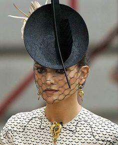 Laura Ponte, May 22, 2004 | Royal Hats