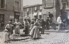 Un rincón aún por descubrir del viejo Madrid, LA FUENTECILLA -…