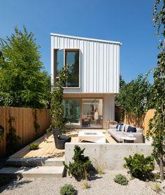 die 58 besten bilder von schmales haus narrow house. Black Bedroom Furniture Sets. Home Design Ideas