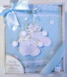68 Best Photo Albums Images Baby Photo Albums Fabrics Lace