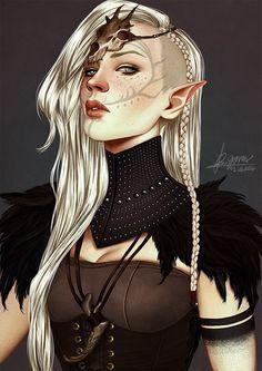 dragon age inquisition   Tumblr Dragon Age Inquisition, Solas Dragon Age, Dragon Age Elf, Dragon Girl, Female Dragon, High Fantasy, Fantasy Women, Fantasy Girl, Elves Fantasy