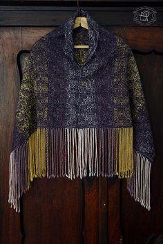 Cape with homegrown angora Angkor, Cape, Men Sweater, Sweaters, Fashion, Mantle, Cabo, Moda, La Mode