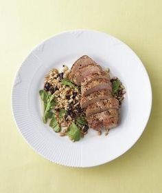 Nutty, robust whole grains—think barley, quinoa, and bulgur—are a delicious and healthful way to bulk up your meals.