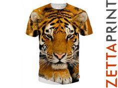 TYGRYS Koszulka TShirt Full Print AMO_RD0032