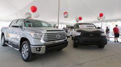 Le million en Toyota Tundra !