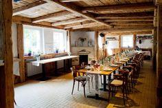 Restaurant Landleben Potsdam, Hochzeit