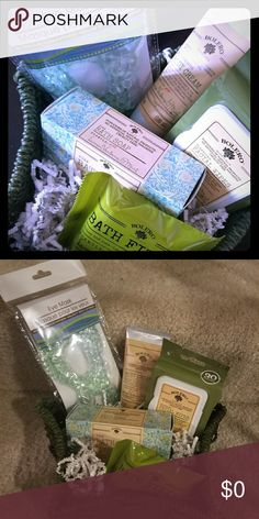FREE!!! To next purchase 😄 This basket will go to the very next person who has a bundle or purchase of $30 or more! This luxury spa basket has American made, Paraben, artificial dye, and cruelty free products. Soap is 100%vegetarian and the scent is Lemon Verbena Mint, smells so delicious. Win this today for no extra shipping! Give it as a gift or keep it for yourself as a bonus😉 Bolero Other