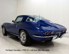 1964 Chevy Corvette Sting Ray