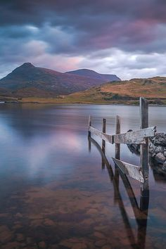 Quinag, Loch Assynt in Sutherland, Scotland