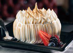 Nefalšovaná Omelette Surprise: Horká na povrchu, ledová uvnitř