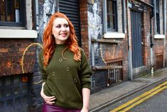 How to master smart-casual dressing this winter Manchester Northern Quarter, Red Hair Inspiration, Casual Dressing, Smart Casual, Winter Fashion, Alice, Stylish, Coat, Jackets