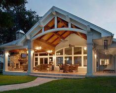 Backyard Patio Designs, Pergola Patio, Patio Ideas, Pergola Kits, Pergola Ideas, Wisteria Pergola, Living Pool, Outdoor Living, Outdoor Rooms