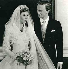 Birthdays and Wedding Anniversaries | Unofficial Royalty-Wedding of Princess Marie-Astrid of Luxembourg and Archduke Carl Christian of Austria-Este, February 6, 1982