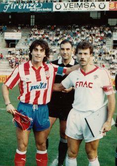 BENFICA - Atlético de Madrid (Futre e Veloso)