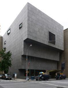 Whitney Museum, architecte Marcel Breuer © Jason Schmidt (AD n°117 juin 2013)