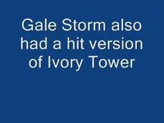 Cathy Carr - Ivory Tower - 1956