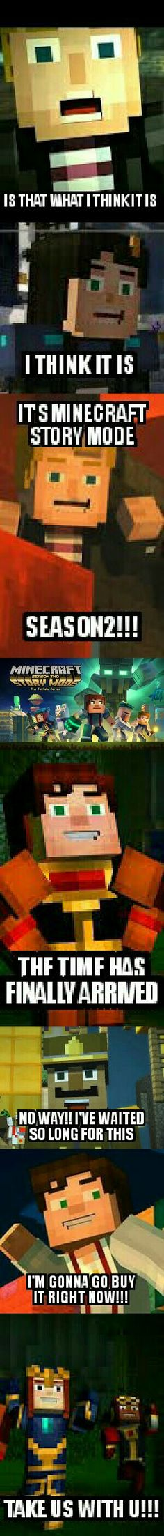 27 Best minecraft story mode images in 2018 | Minecraft, How to play