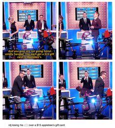 Avengers cast on Jimmy Kimmel