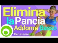 Dimagrire la Pancia ed Eliminare il Grasso Addominale per Avere un Addome Piatto - HIIT Workout - YouTube