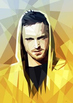 Jesse Pinkman - Breaking Bad - Kate Jones