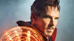 The first official Doctor Strange photo has arrived. Starring Benedict Cumberbatch, the anticipated Marvel movie opens in theaters on November 4, 2016.
